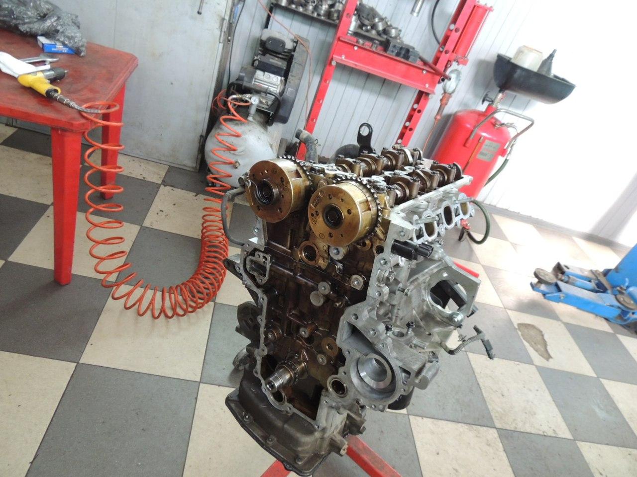 Ремонт ДВС двигателя в Краснодаре